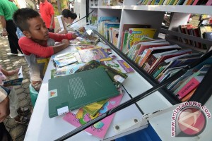 Perpustakaan Banten kerja sama dengan 100 TBM