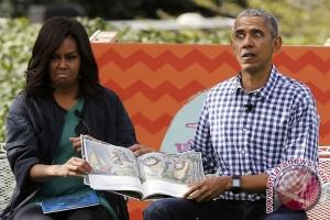 Obama ajak keluarga ke Yosemite