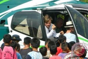 Leonardo DiCaprio jadi aktivis perikanan