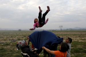 PBB minta Yunani lindungi pengungsi saat musim dingin