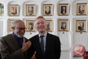 Uni Eropa Bantu Kelola Hutan Aceh
