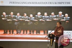 Presiden Jokowi tegaskan kompetisi global jadi tantangan Indonesia