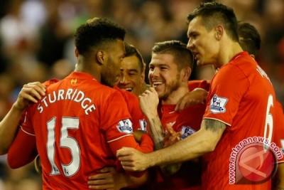 Liverpool gilas Burton Albion 5-0