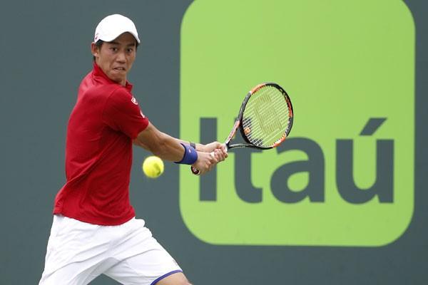 Fabio Fognini singkirkan Nishikori dari Miami Open