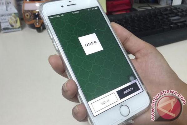 Uber China Tutup Aplikasi Lama