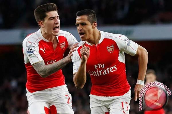 Arsenal membuat Alexis Sanchez frustrasi