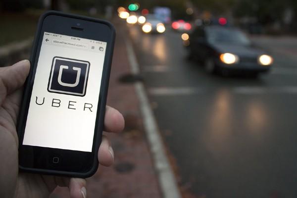 Uber AS luncurkan jasa truk Uber Freight