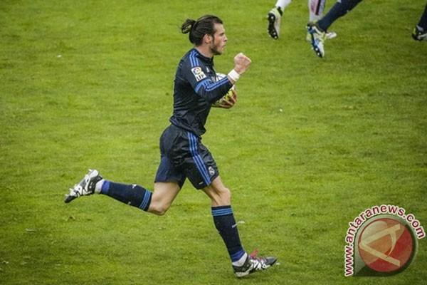 Gareth Bale siap tempur