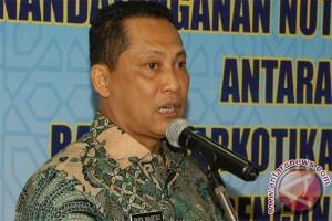 Kepala BNN: narkoba yang masuk Indonesia ton-tonan