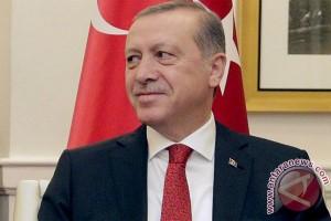 Erdogan: Turki mungkin gelar referendum serupa Brexit
