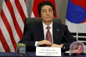 PM Jepang suarakan dukungan terhadap aksi militer AS di Suriah