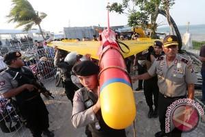Pesawat tanpa awak ditemukan di perairan Batam