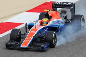 Kualifikasi GP Hongaria: Rosberg tercepat, Rio Haryanto keluar lintasan