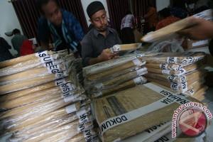 Soal UN di Padang selesai didistribusikan