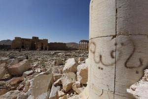 Ratusan warga sipil mulai kembali ke Palmyra, Suriah