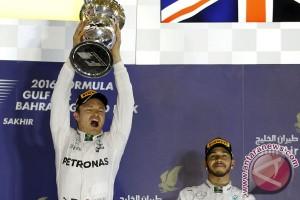 Hasil kualifikasi Formula 1 Grand Prix Jerman