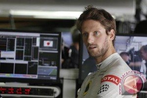 Posisi start Formula 1 GP Rusia