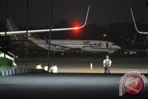 Suara ikatan pilot atas kecelakaan Batik Air dengan Trans Nusa