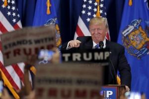Trump menyesal cara bicaranya bikin orang tersinggung