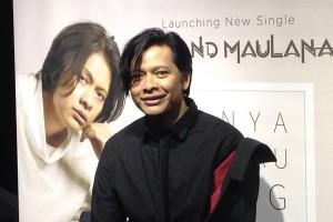 Armand Maulana garap single perdana