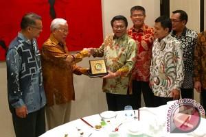 Wakil Ketua MPR bahas infrastruktur perbatasan dengan menteri Malaysia