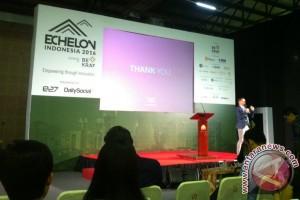 Tingkatkan industri kreatif, Bekraf dukung Echelon 2016