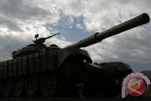 Lithuania bangun kota buatan untuk latihan perang