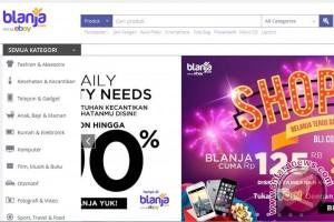 Telkom dan eBay akan suntikkan 25 juta dolar untuk blanja.com
