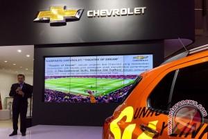 Chevrolet Trax mulai dikirim ke konsumen