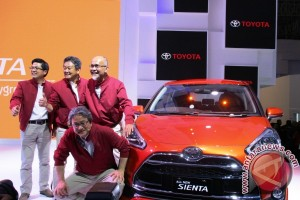 Toyota Astra Motor puas dengan pencapaian di IIMS 2016