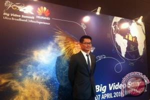 Huawei luncurkan solusi video 4K Ultra HD