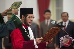 Hasilnya, Anwar Usman kembali jadi wakil ketua MK