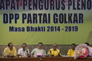 Rapat Pleno Golkar