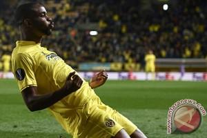 Villarreal bekuk Astana 3-1 berkat gol Bakambu dan Cheryshev