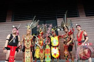 Miss Malaysia hadiri Kongres Internasional Dayak