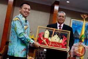 Kepala daerah tiga kabupaten di Lampung dilantik