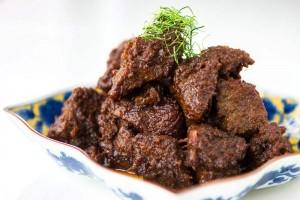 Promosi kuliner Minangkabau di Oslo