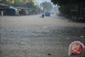 Manokwari darurat banjir