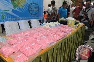Ribuan butir zenith diamankan di Kotawaringin Timur