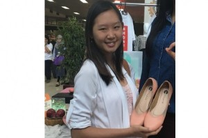 "Success story dua karib ""Flopsy Shoes"""