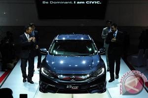 Raih penghargaan mobil terbaik, Honda Civic Turbo kalahkan 310 mobil