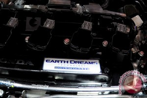 Honda All New Civic direkomendasikan minum BBM oktan 91