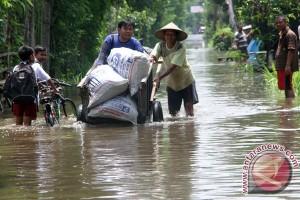 Ratusan rumah warga Mempawah diterjang banjir bandang