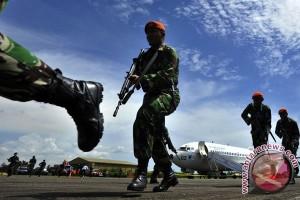 TNI AU dan AU Singapura gelar latihan bersama di Pekanbaru