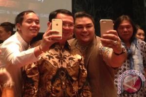 Ivan Gunawan mengaku makin cinta Ahok