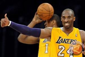 Sebanyak 4,2 juta cuitan sebut Kobe Bryant