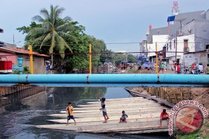Normalisasi Sungai Tambora