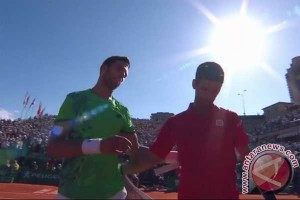 Djokovic tersingkir lebih awal di Monte Carlo