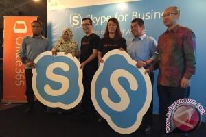 Skype for Business mudahkan startup gelar rapat virtual