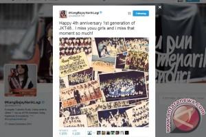 Ini anggota JKT48 dan Cherrybelle terpopuler di Twitter